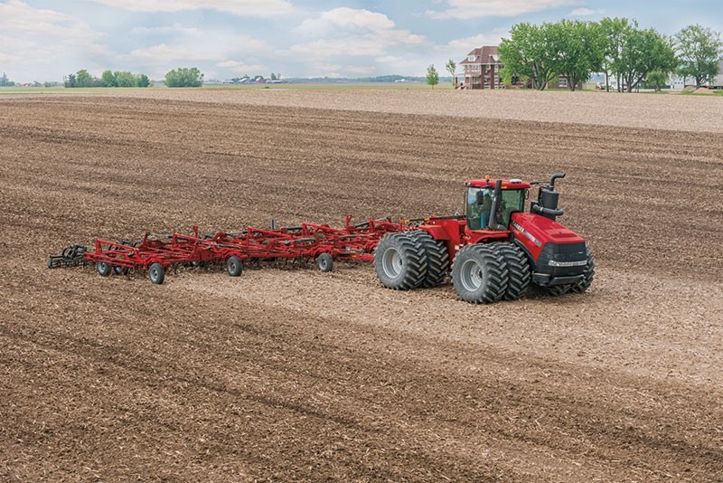In newly released Nebraska Tractor Test Laboratory results, the Steiger 620 tractor set new records for fluid-efficient drawbar horsepower and maximum pull.